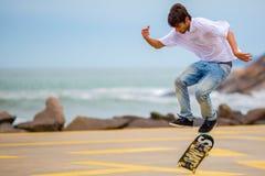 Бразильский конькобежец Стоковые Изображения