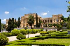 Бразильский музей независимости Стоковые Фото