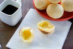 бразильский сыр хлеба Стоковое Фото