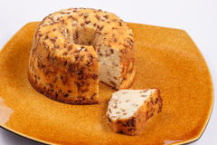 Бразильский торт Стоковая Фотография