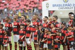 Бразильский чемпионат 2016 стоковое фото