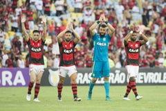 Бразильский чемпионат 2016 стоковое изображение