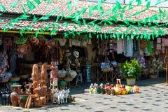 Бразильское северо-восточное ремесленничество стоковые фотографии rf