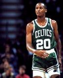 Брайан Shaw, Celtics Бостона Стоковые Изображения RF