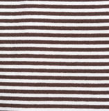 Брайн-белая striped предпосылка холстины Стоковые Изображения