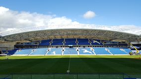 Брайтон поднимал стадион Albion Стоковая Фотография RF