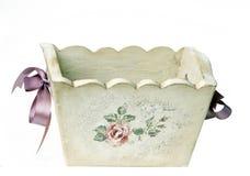 Корзина ювелирных изделий Стоковое Фото