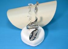 Браслеты кольца и серебра Стоковые Изображения RF