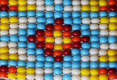 Браслет сделанный шариков Стоковые Фотографии RF