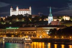 Братислава, Словакия - 29-ое мая 2016 Стоковые Изображения