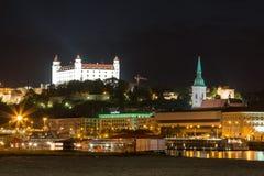 Братислава, Словакия - 29-ое мая 2016 Стоковые Фотографии RF
