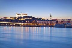 Братислава, Словакия. Стоковое Фото