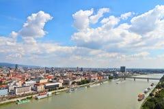 Братислава, Словакия стоковые изображения