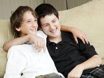 братская влюбленность Стоковые Изображения RF
