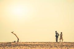Братская прогулка Стоковая Фотография
