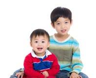 Братство Азии стоковое изображение