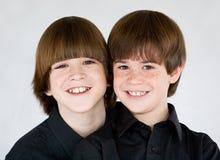 Братья Стоковые Изображения