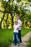 2 брать outdoors Стоковое Изображение RF