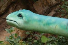 Брахиозавр - altithorax брахиозавра Стоковое фото RF