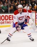 Брент Sopel, защитник Монреаль Canadiens Стоковые Изображения