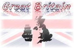 Британия большая Стоковые Фотографии RF