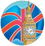 Британия большая иллюстрация вектора