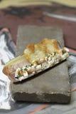 бритва трав clams Стоковое Изображение