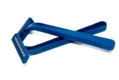 2 бритвы безопасности Стоковое фото RF