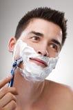 бритье Стоковое Изображение RF