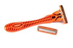 брить безопасности бритвы Стоковые Изображения
