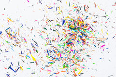 Брить карандаша цвета стоковые изображения rf