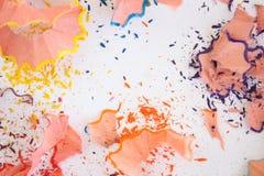 Брить карандаша цвета Стоковое фото RF