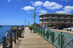 Бриджтаун, Барбадос, карибские Стоковая Фотография