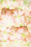 бронзовая пасмурная оливка floweron Стоковая Фотография
