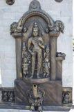 Бронзовая скульптура Стоковые Фотографии RF
