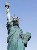 Бронзовая статуя свободы, токио Стоковые Изображения