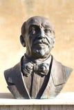 Бронзовая статуя Luigi Pirandello стоковые изображения