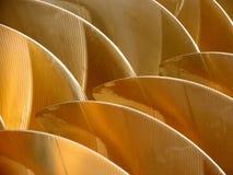 Бронзовые лезвия Стоковые Фото