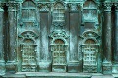 Бронзовый дворец Стоковые Изображения RF