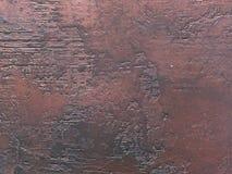 Бронзовый декоративный гипсолит текстура Предпосылка Grunge Стоковое Изображение RF