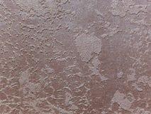Бронзовый декоративный гипсолит текстура Предпосылка Grunge Стоковые Изображения
