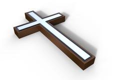 бронзовый крест Стоковые Изображения RF