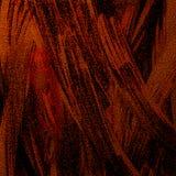 Бронзовый металлический песок текстурировал абстрактную предпосылку Подкрашиванное художественное произведение ходов щетки Яркий  иллюстрация вектора