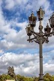 Бронзовый наездник, Санкт-Петербург, Россия Стоковое Изображение