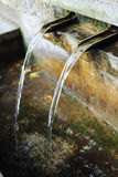 Бронзовый фонтан Стоковое Фото