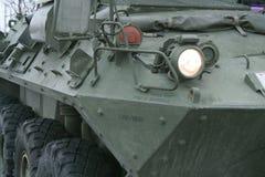 бронированный автомобиль Стоковое Изображение RF