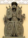 бронированный памятник Стоковые Фото