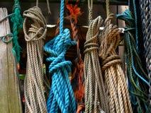 Бросьте меня веревочка Стоковая Фотография