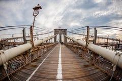 Бруклинский мост Стоковые Фотографии RF