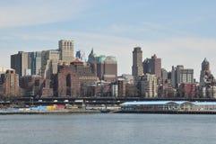 Бруклин, Нью-Йорк Стоковые Изображения